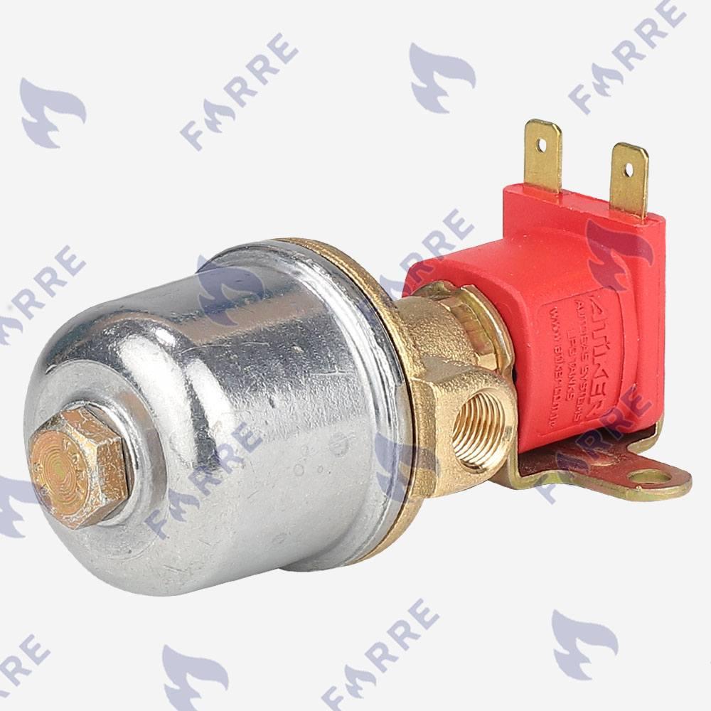 Электроклапан газа Atiker (латунь)