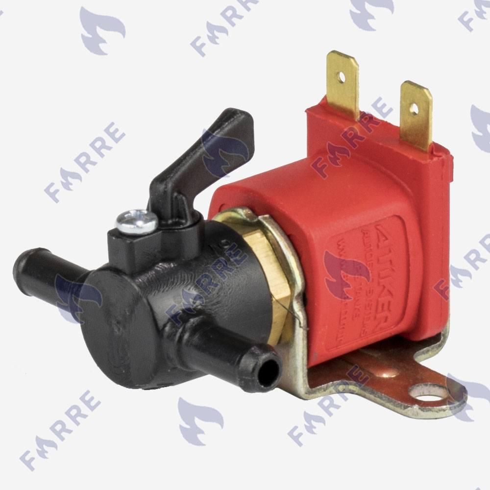 Электроклапан бензина Atiker (пластик)