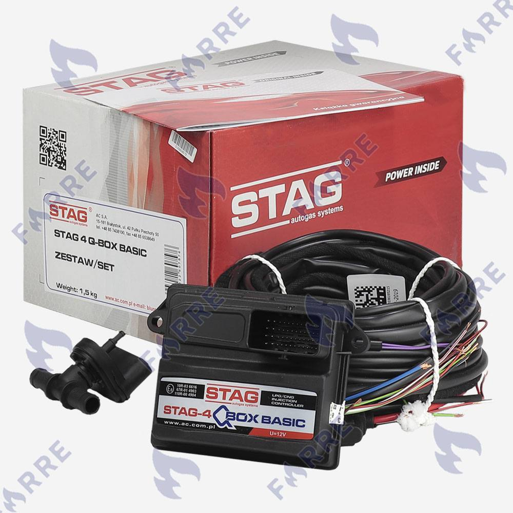 Электроника Stag-4 QBOX Basic