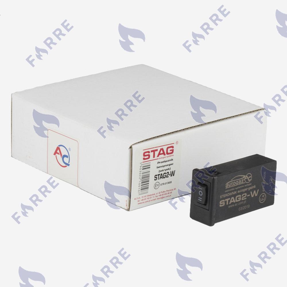 Кнопка инжекторная Stag 2-W