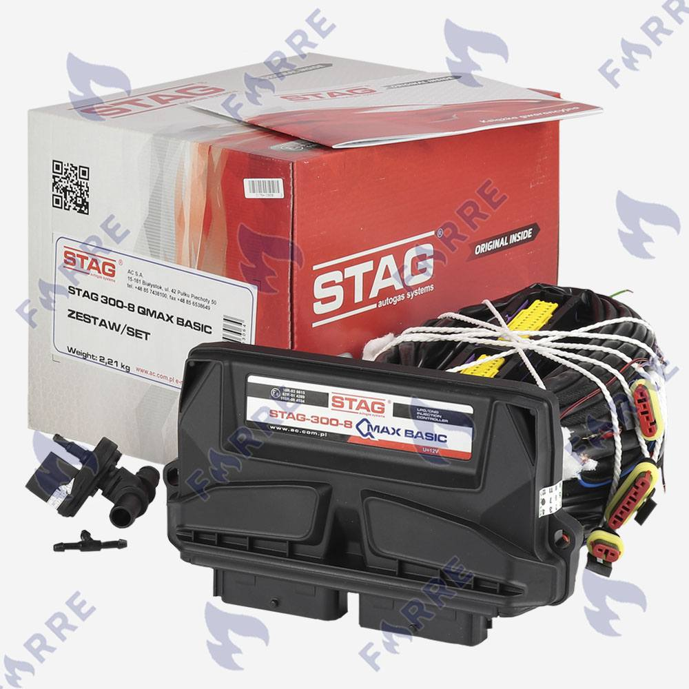 Электроника Stag-300-8 QMAX Basic
