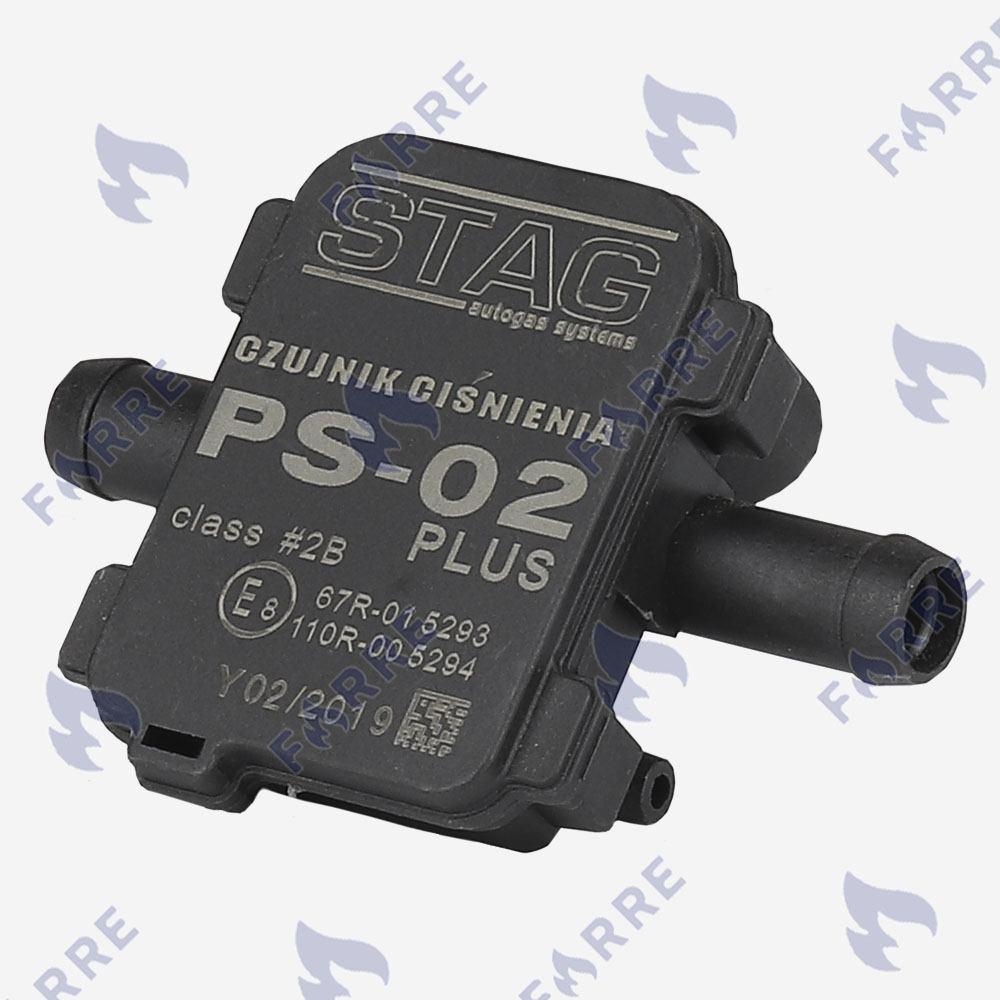 Датчик давления и вакуума Map sensor PS-02 PLUS