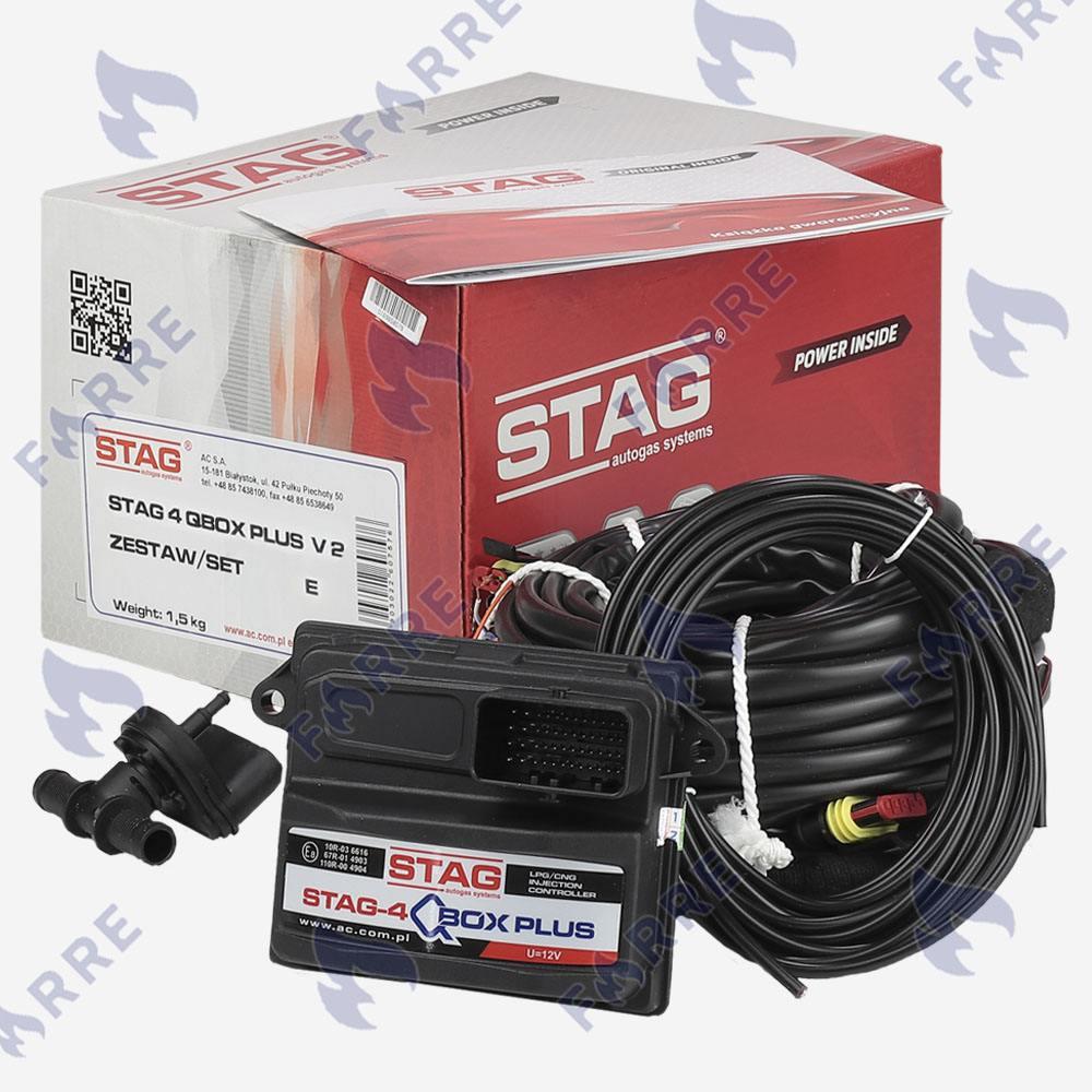 Электроника Stag-4 QBOX Plus
