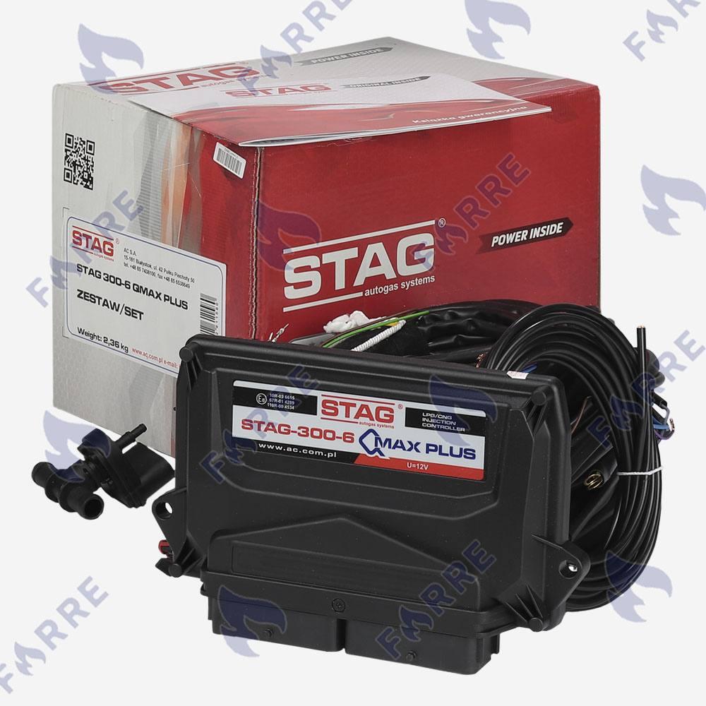 Электроника Stag-300-6 QMAX Plus