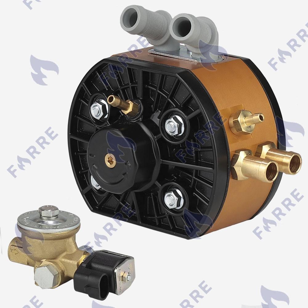 Редуктор KME Gold GT до 330 л.с. с клапаном газа