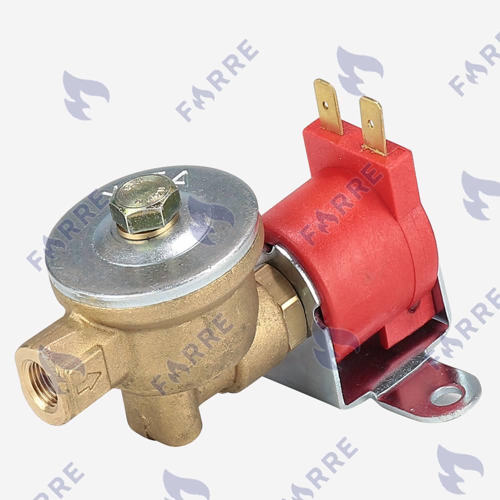 Электроклапан газа Yota (латунь)