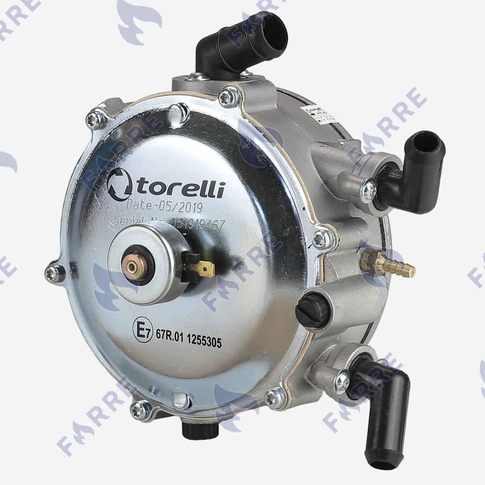 Редуктор Torelli вакуумный 120 л.с.