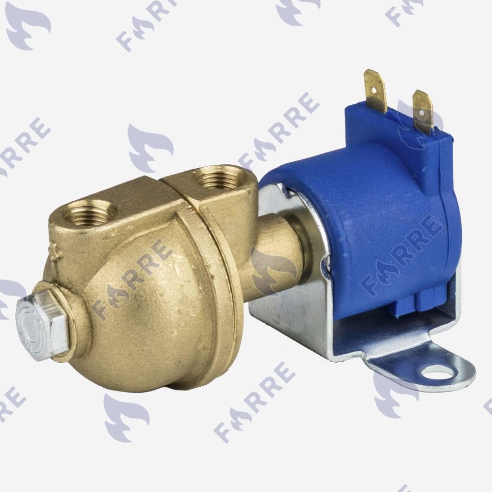 Электроклапан газа Gas Control (латунь)