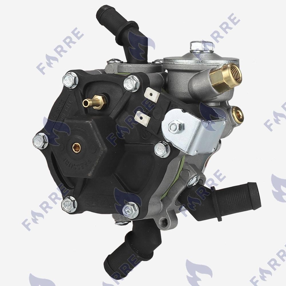 Редуктор AC Stag R02 до 120 л.с. со встроенным клапаном газа