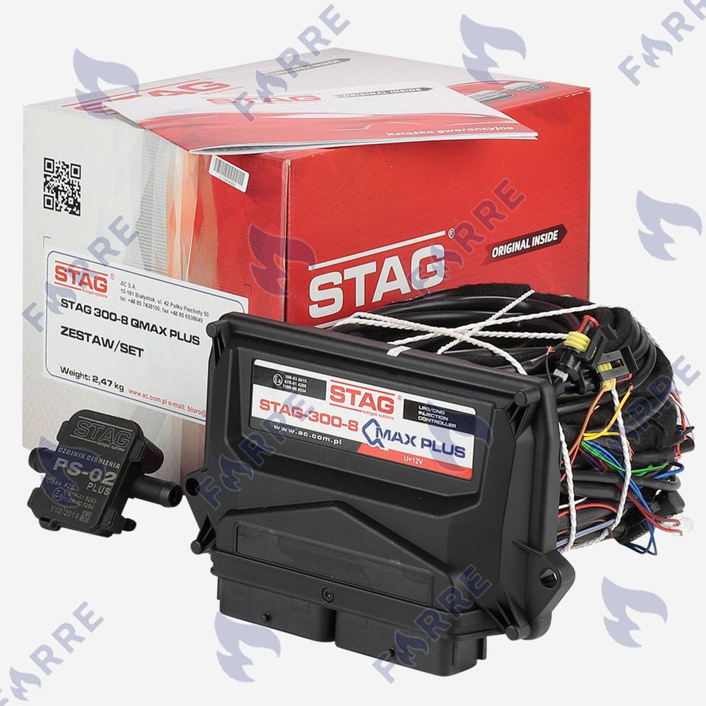 Электроника Stag-300-8 QMAX Plus