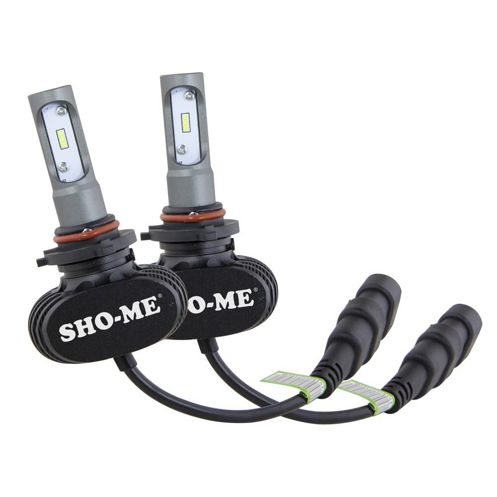 LED лампа SHO-ME G8.2 HB3 (9005) 6000K 25W (2 шт.)