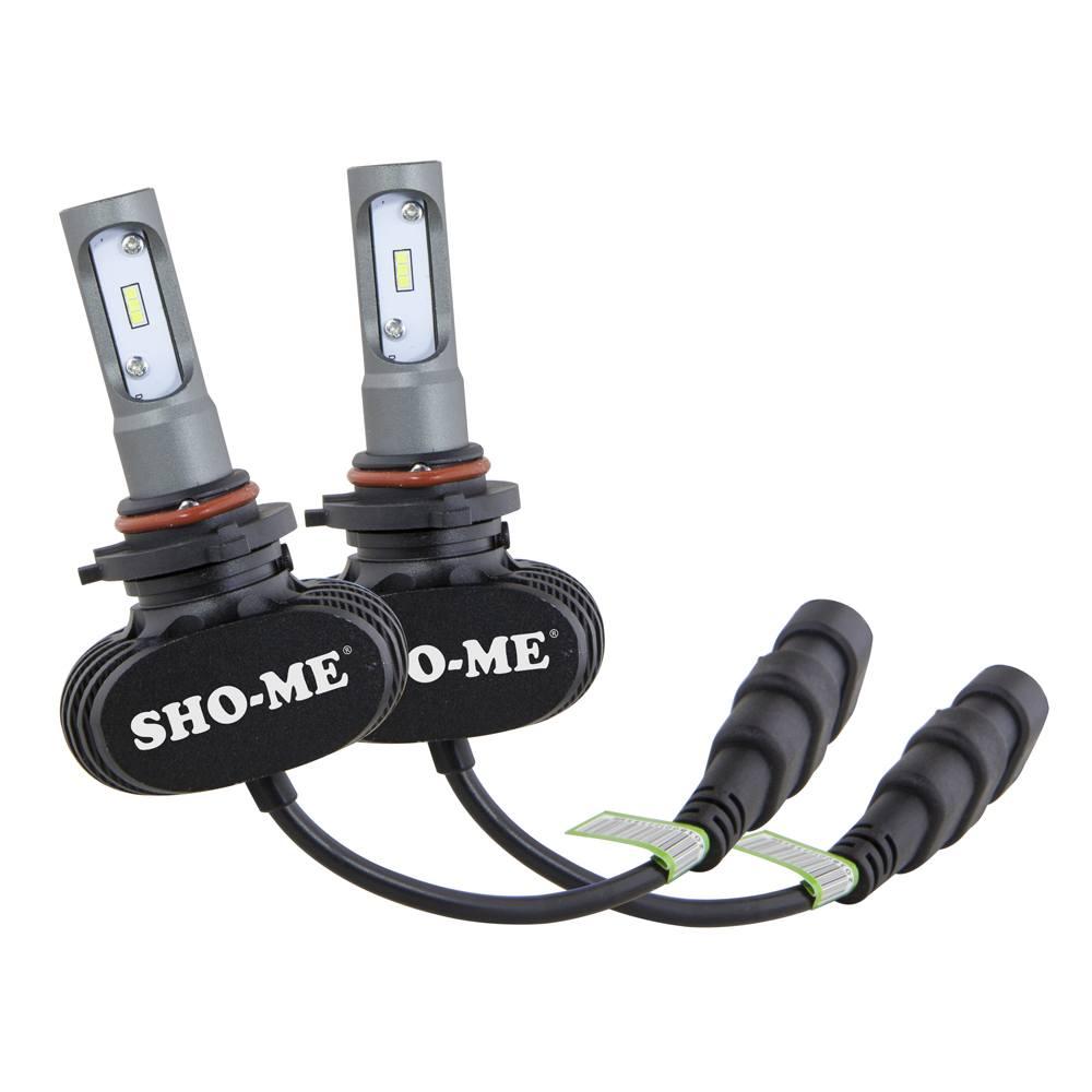 LED лампа SHO-ME G8.2 HB4 (9006) 6000K 25W (2 шт.)