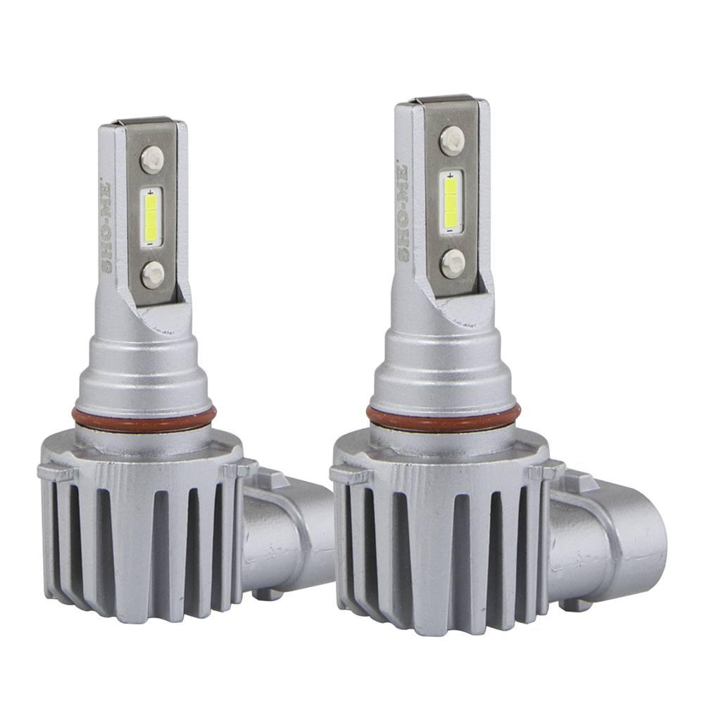 LED лампа SHO-ME F3 HB3 (9005) 6500K 20W (2 шт.)