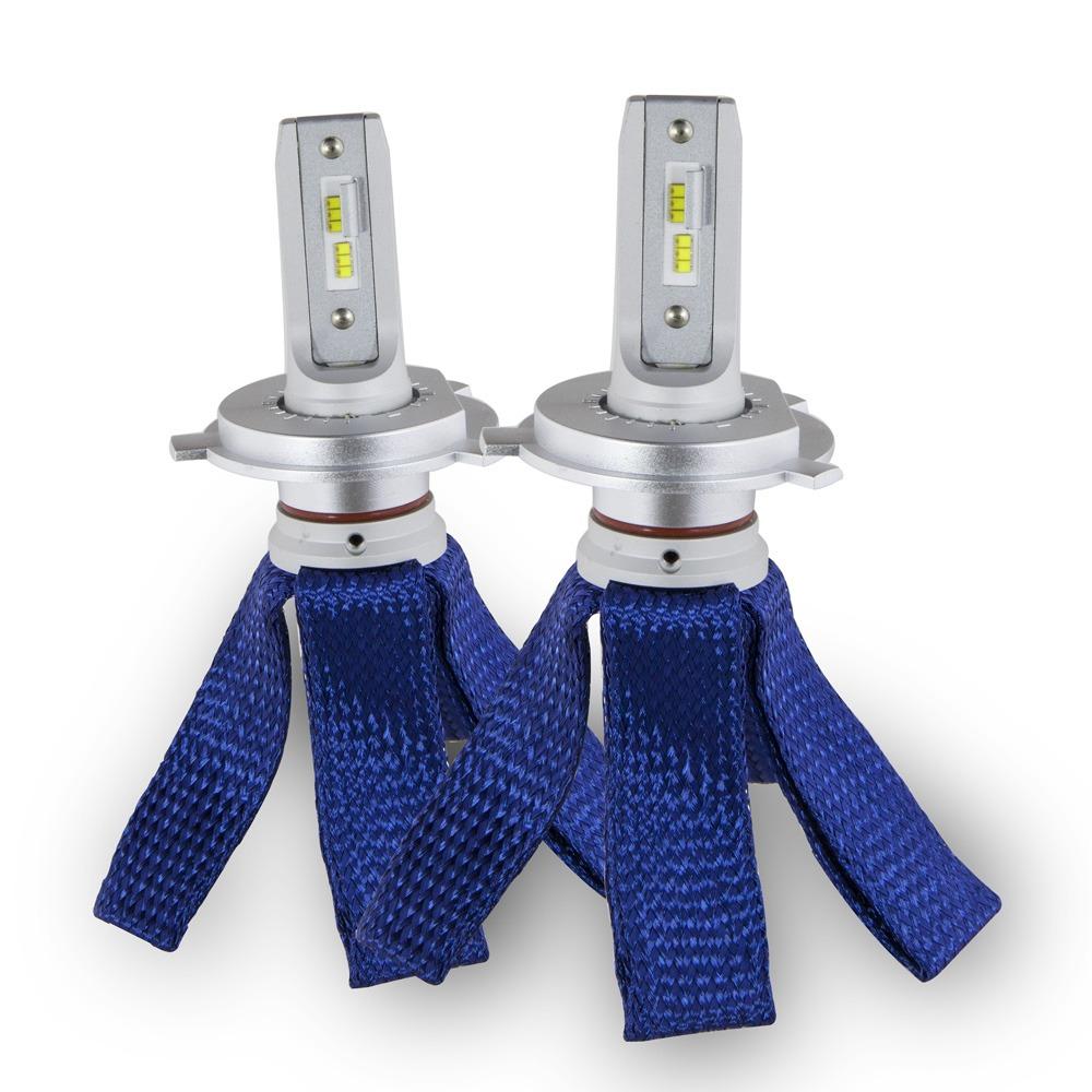 LED лампа SHO-ME F1 H4 6000K 30W (2 шт.)