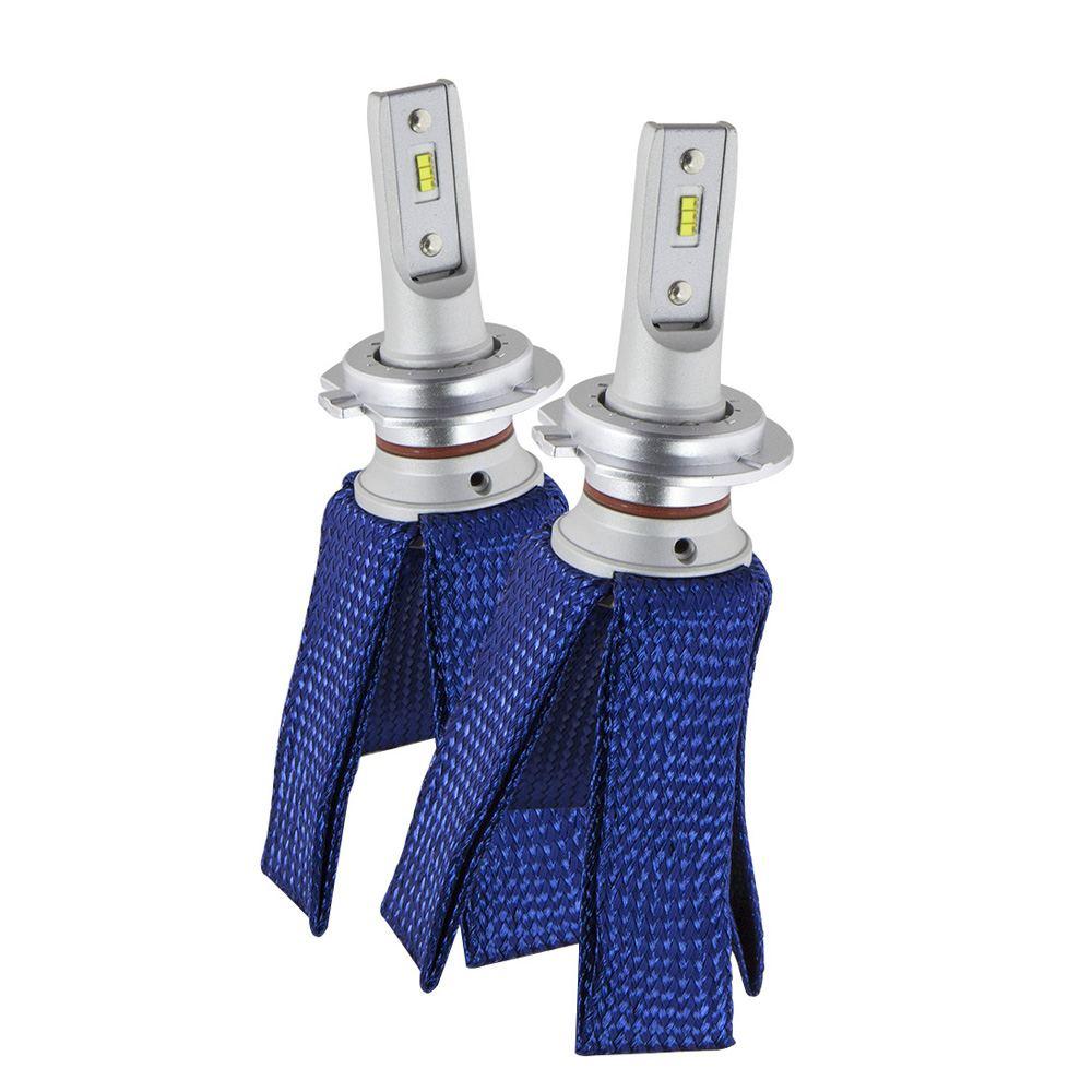 LED лампа SHO-ME F1 H7 6000K 30W (2 шт.)