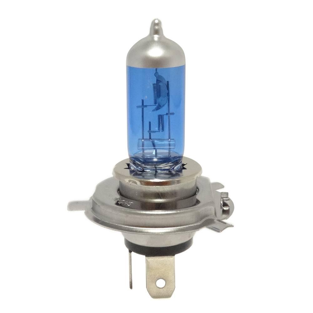 Галогенная лампа SHO-ME +120 H4 55W 4300K (2 шт.)