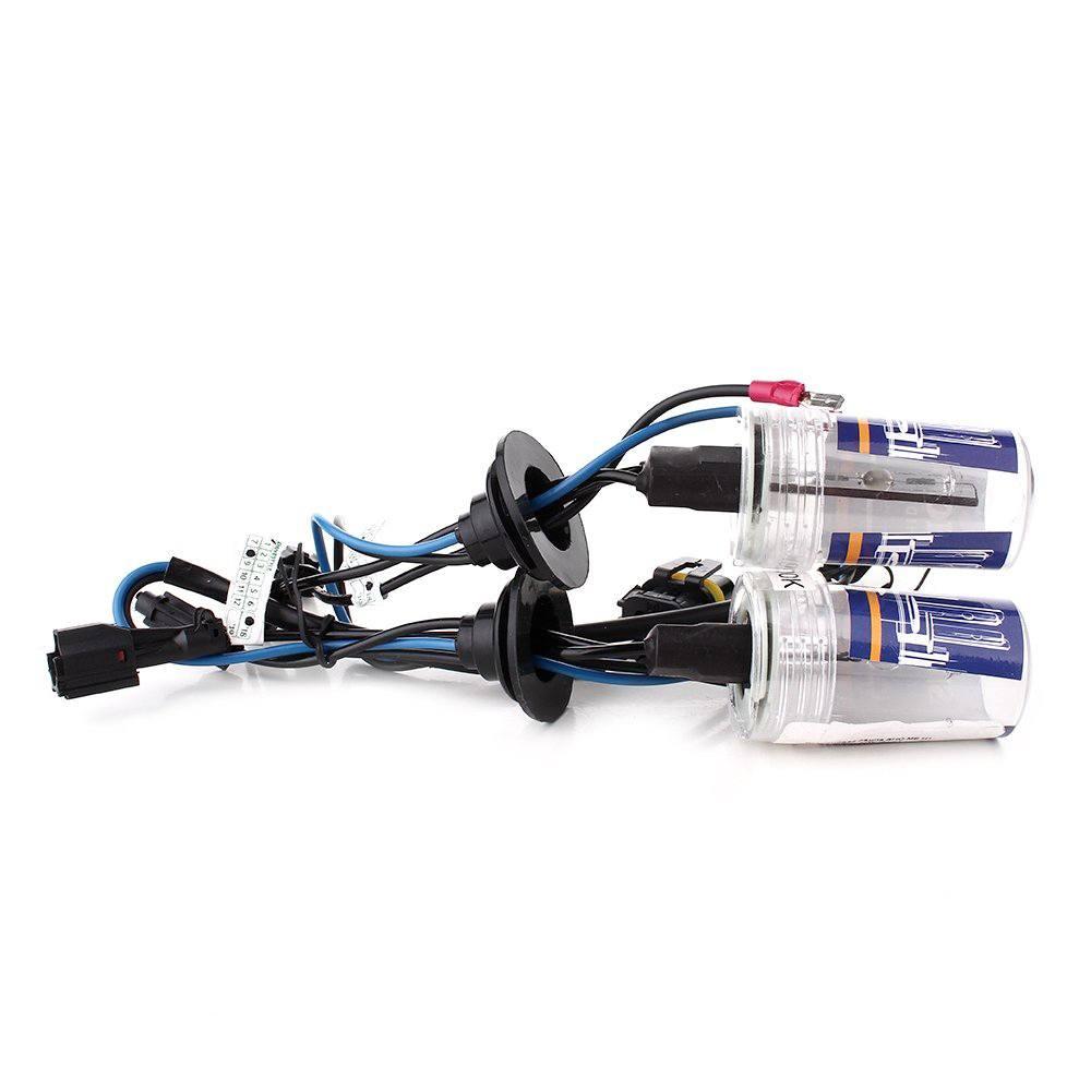 Ксеноновая лампа SHO-ME H1 4300K 35W Xenon (2 шт.)