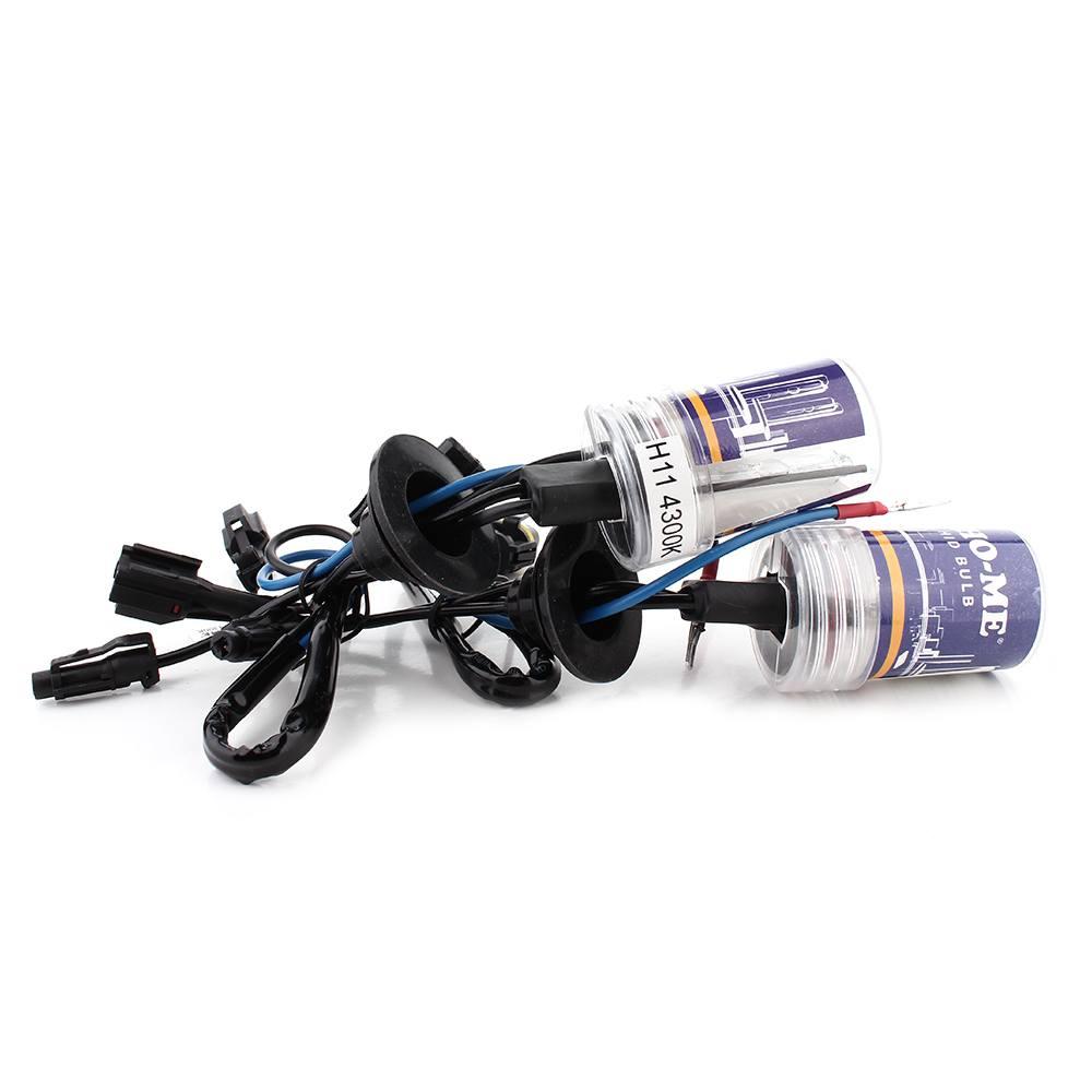 Ксеноновая лампа SHO-ME H11 4300K 35W Xenon (2 шт.)