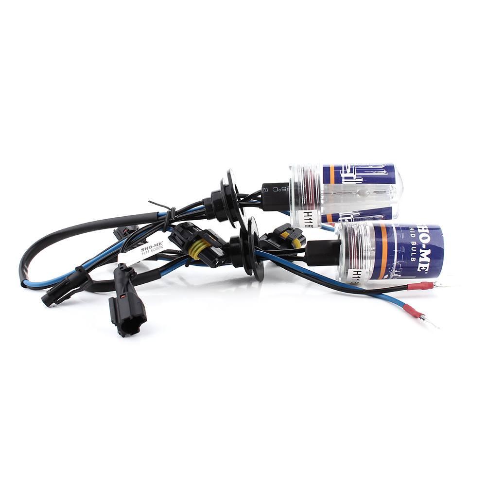 Ксеноновая лампа SHO-ME H11 6000K 35W Xenon (2 шт.)