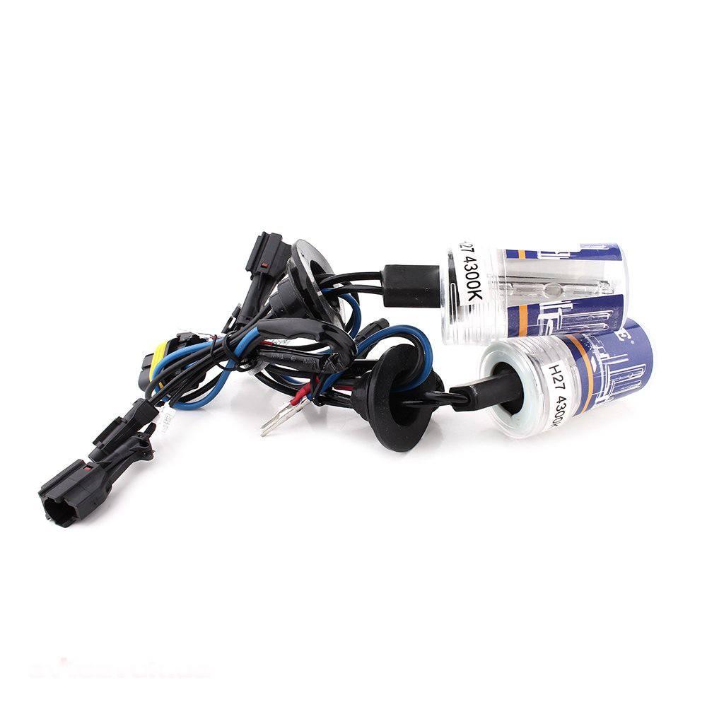 Ксеноновая лампа SHO-ME H27 4300K 35W Xenon (2 шт.)