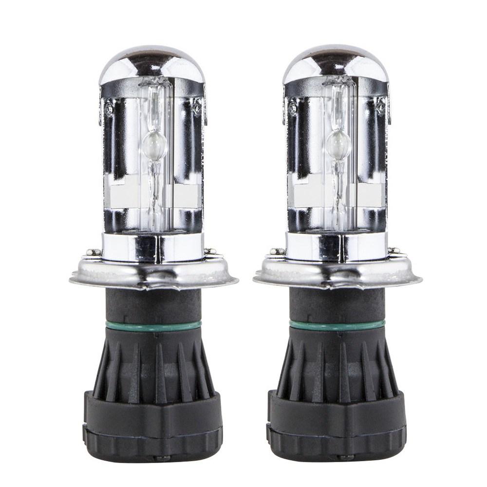 Ксеноновая лампа InfoLight Pro H4 6000K 35W Bixenon (2 шт.)
