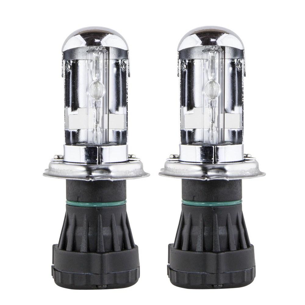 Ксеноновая лампа InfoLight Pro H4 6000K 50W Bixenon (2 шт.)