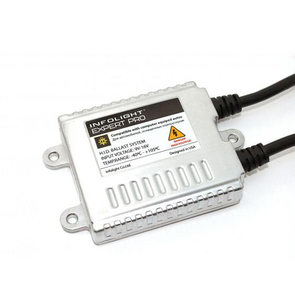 Блок розжига InfoLight Expert Pro Canbus 9-16V 35W