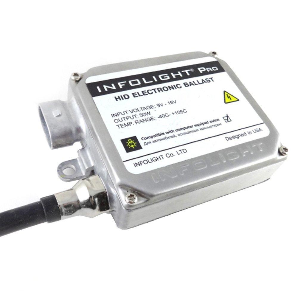 Блок розжига InfoLight 9-16V 50W