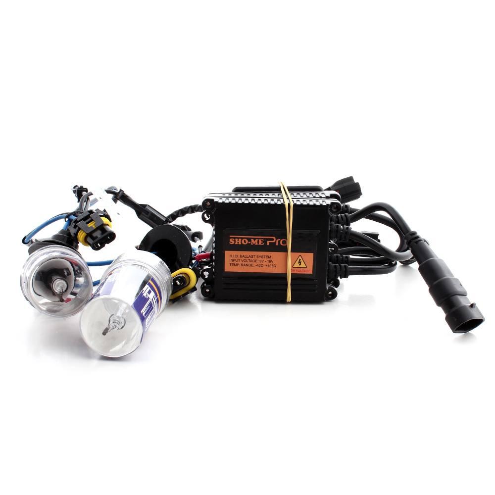 Комплект ксенона SHO-ME Light Pro H27 5000K 35W Slim Xenon