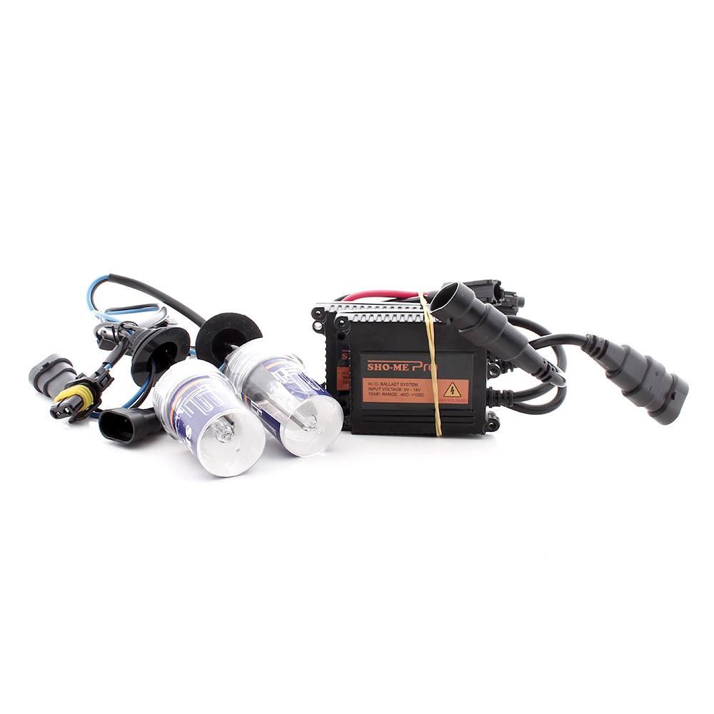 Комплект ксенона SHO-ME Light Pro HB3 5000K 35W Slim Xenon