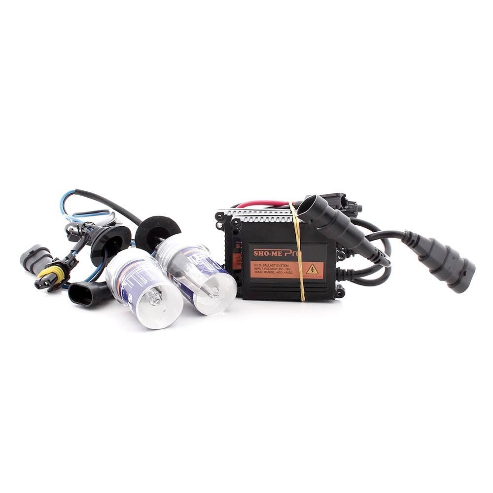 Комплект ксенона SHO-ME Light Pro HB3 6000K 35W Slim Xenon