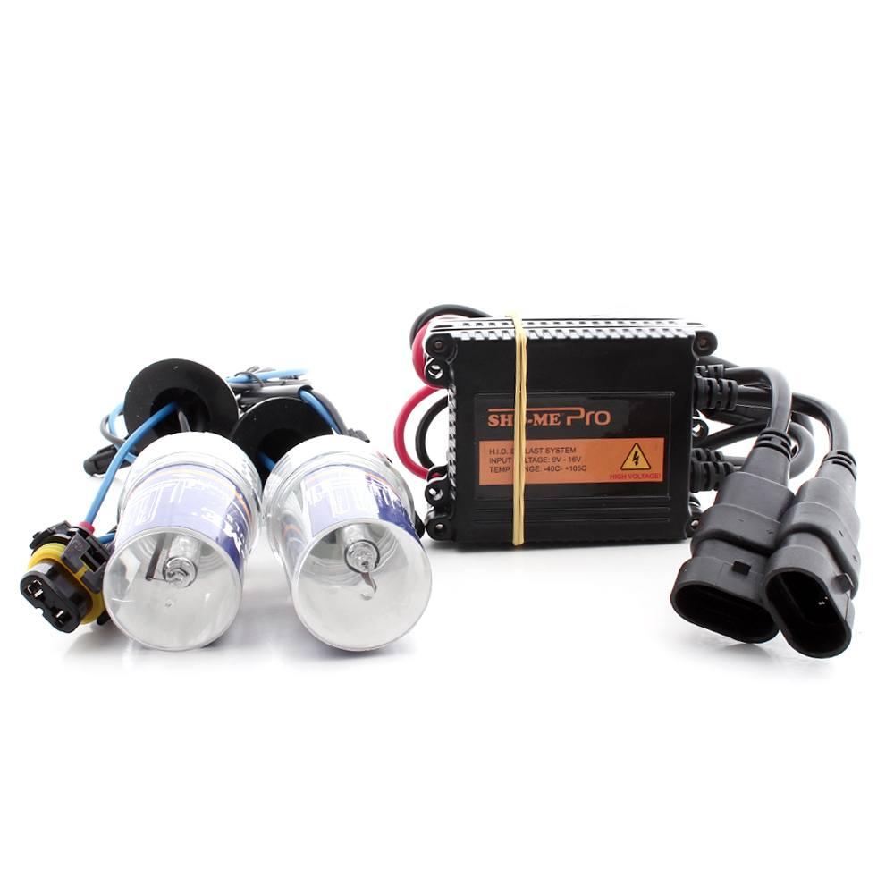 Комплект ксенона SHO-ME Light Pro H1 5000K 35W Slim Xenon