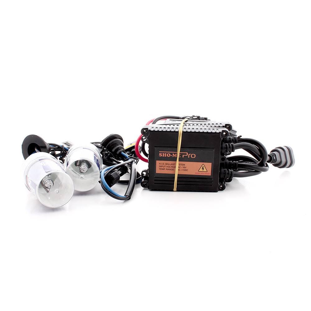 Комплект ксенона SHO-ME Light Pro H3 6000K 35W Slim Xenon