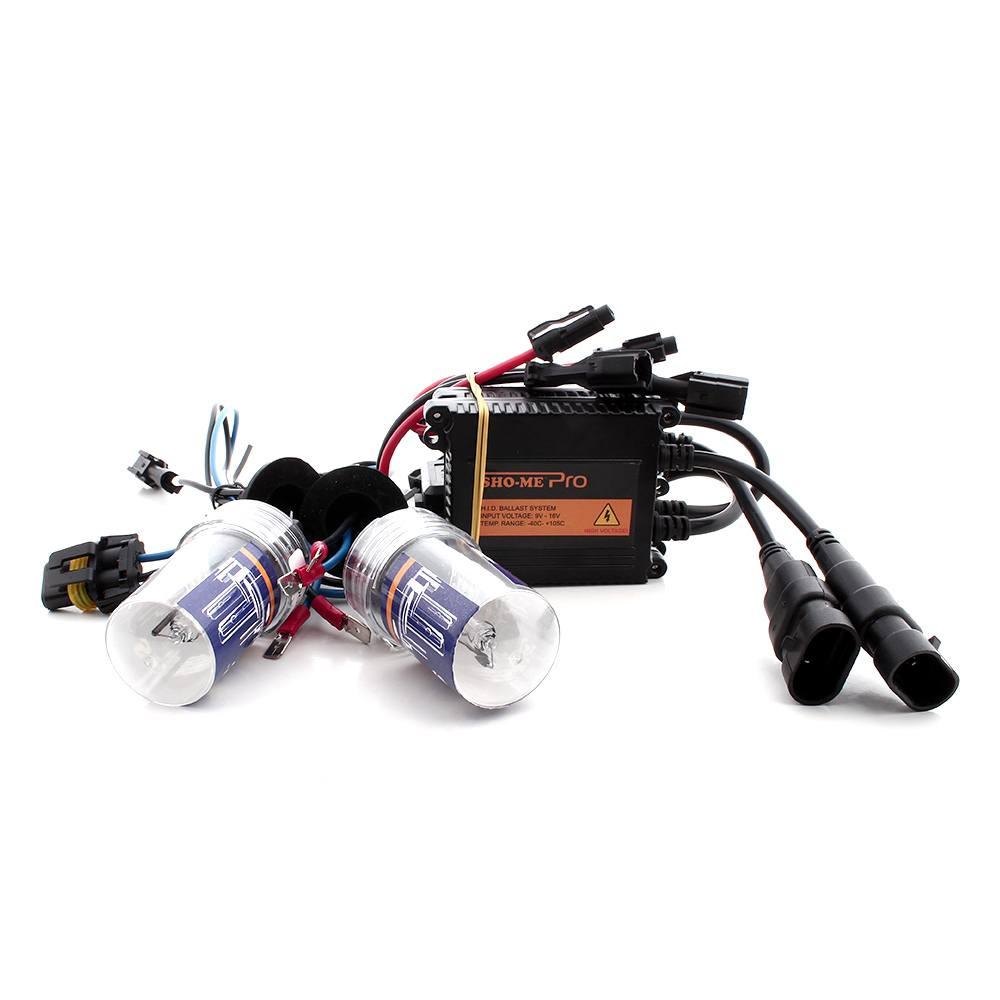 Комплект ксенона SHO-ME Light Pro H7 4300K 35W Slim Xenon