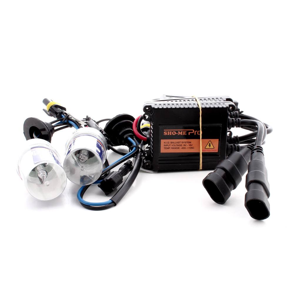 Комплект ксенона SHO-ME Light Pro H3 4300K 35W Slim Xenon