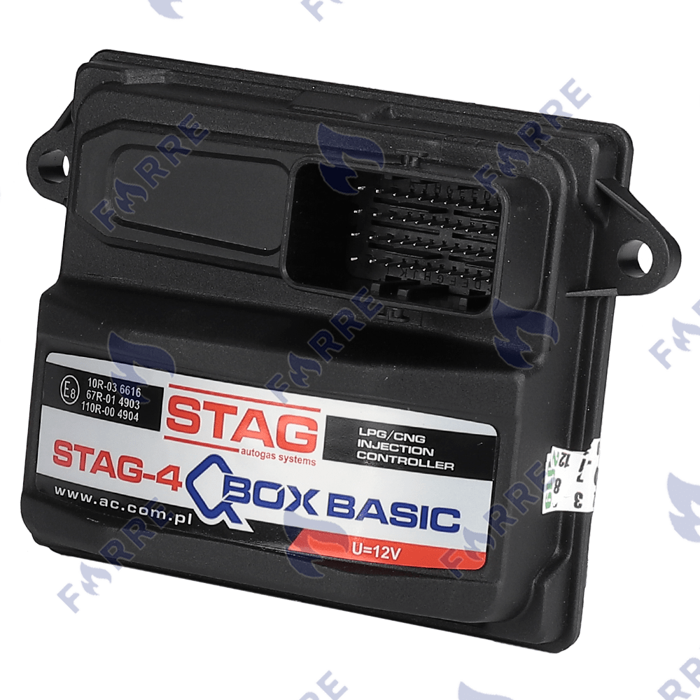 Stag-4 Q-BOX basic