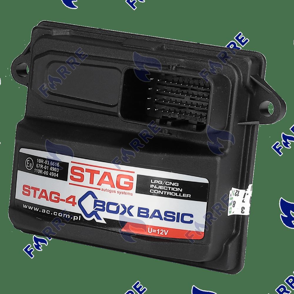 Stag-4 Q-BOX basic