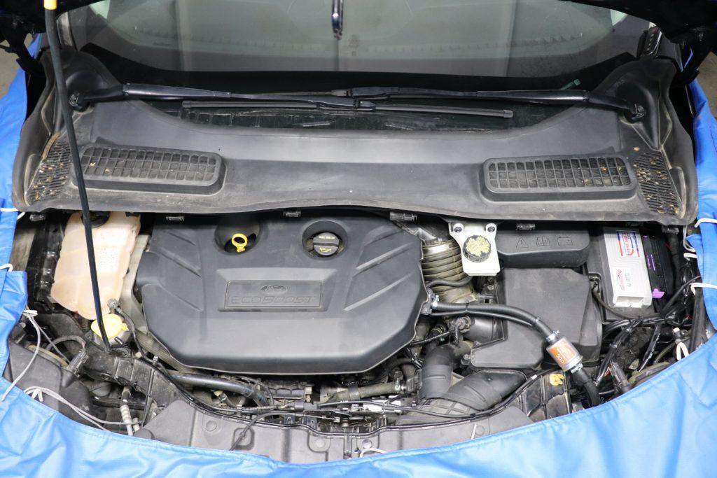 Установка ГБО на Ford Escape EcoBoost