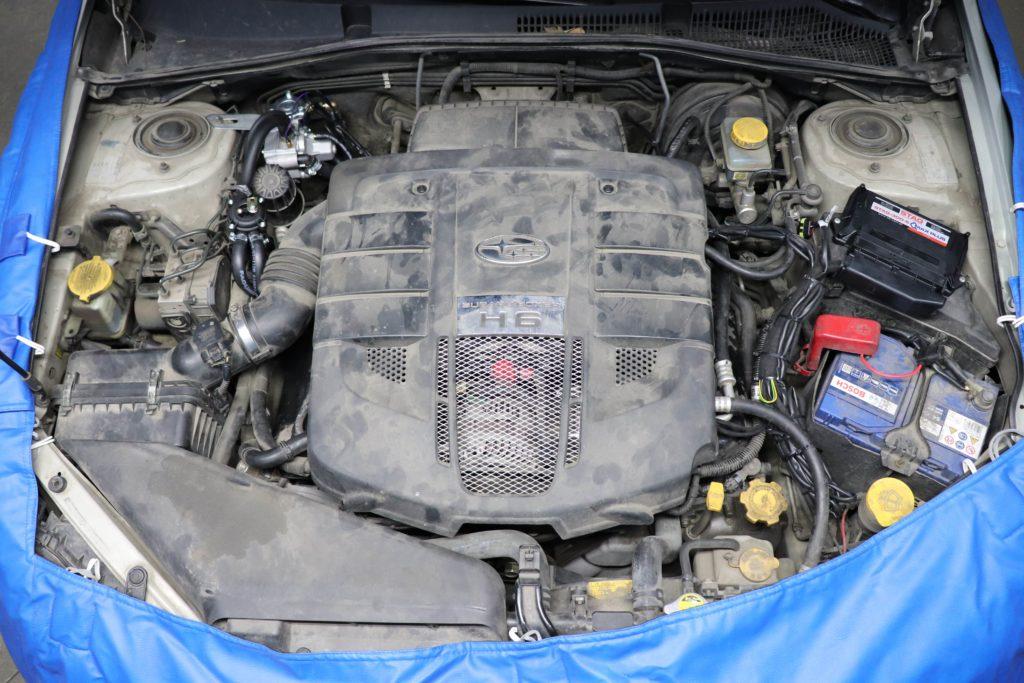 купить ГБО на Subaru Outback