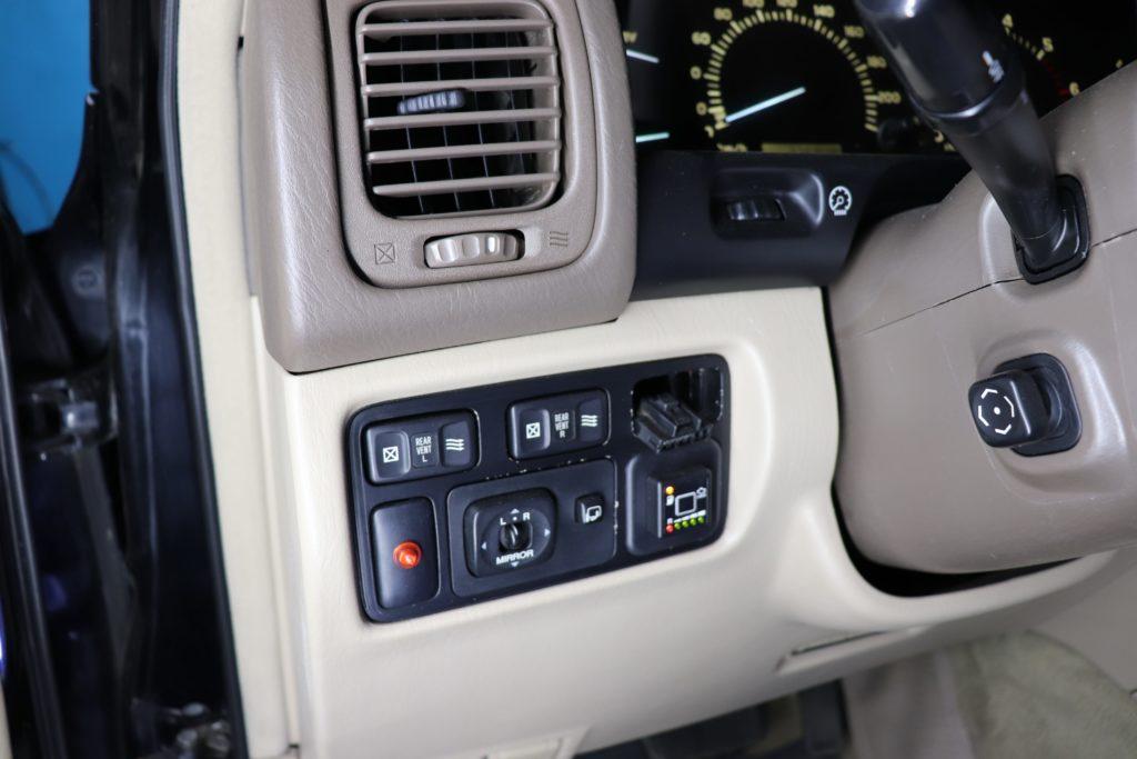 установка ГБО на Lexus LX 470
