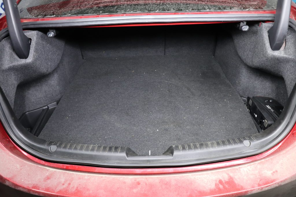 Установка ГБО на Mazda 6 SkyActiv