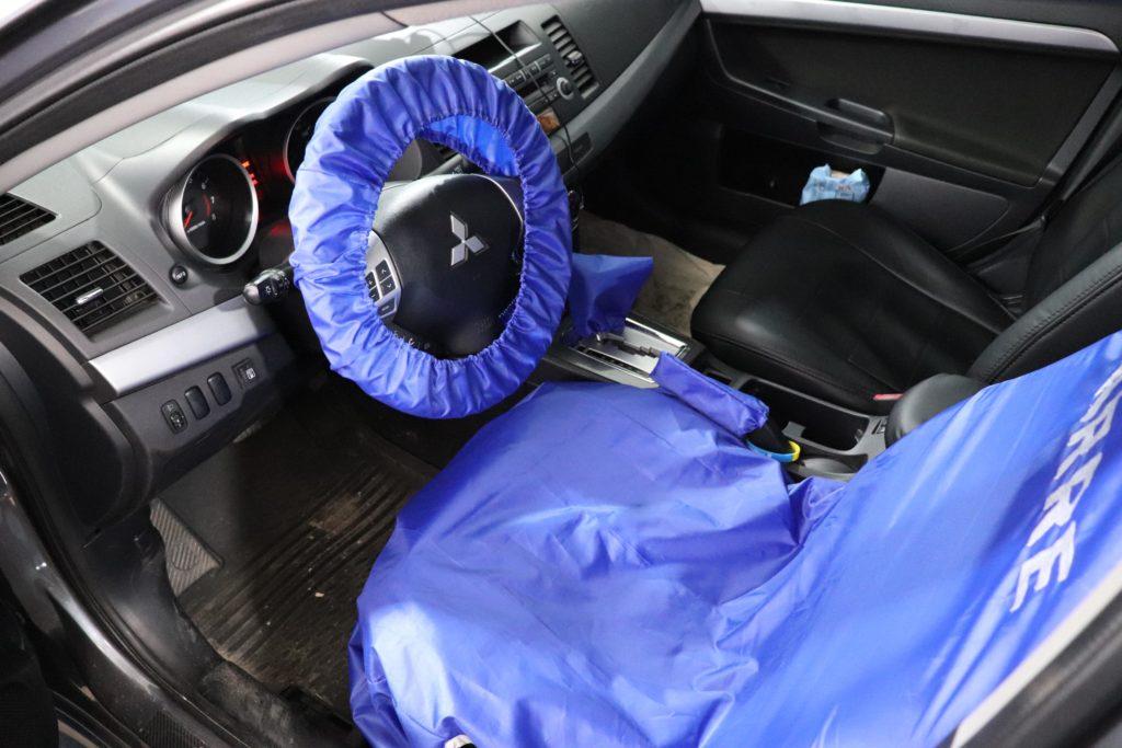 Установка ГБО на Mitsubishi Lancer