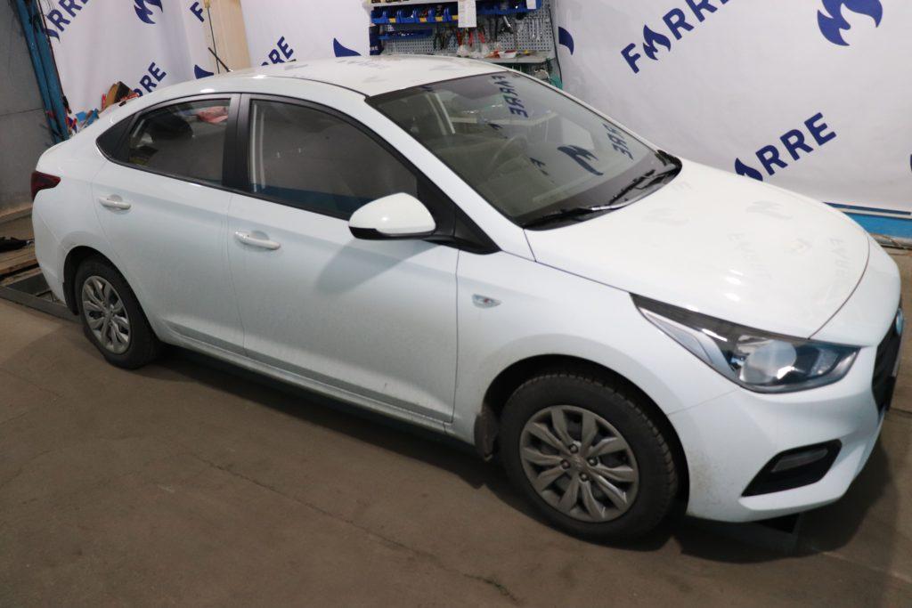 купить ГБО Hyundai Accent
