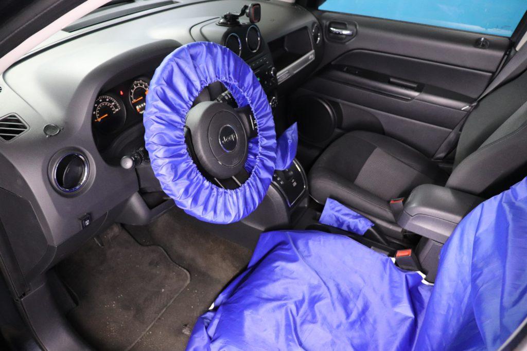 Установка ГБО на Jeep Compass