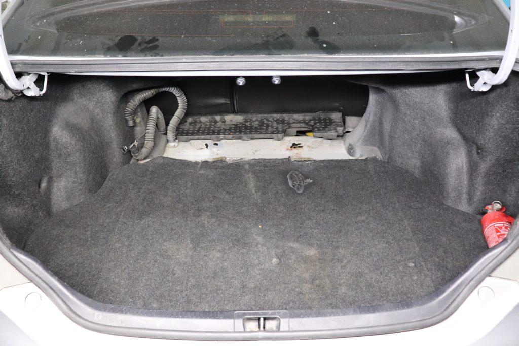 установка ГБО 4 на Toyota Camry