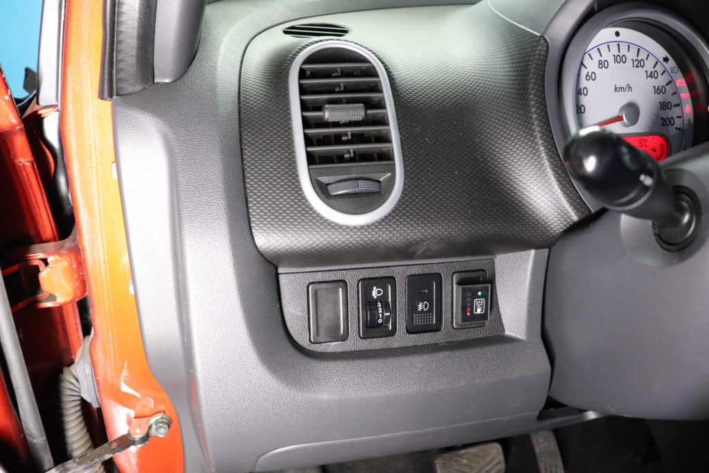 установка ГБО на Suzuki Splash