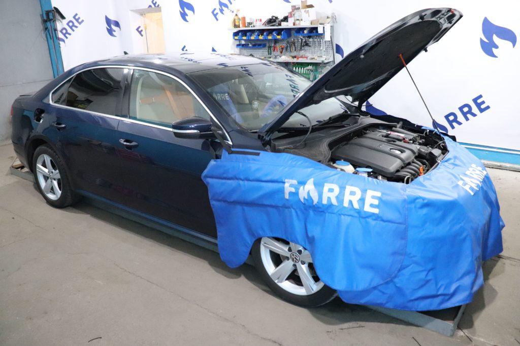 купить ГБО 4 на Volkswagen Passat