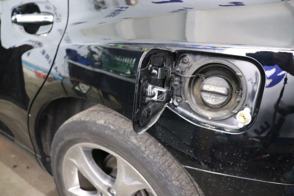 Установка ГБО на Toyota Venza