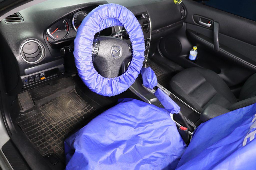 установка ГБО на Mazda 6
