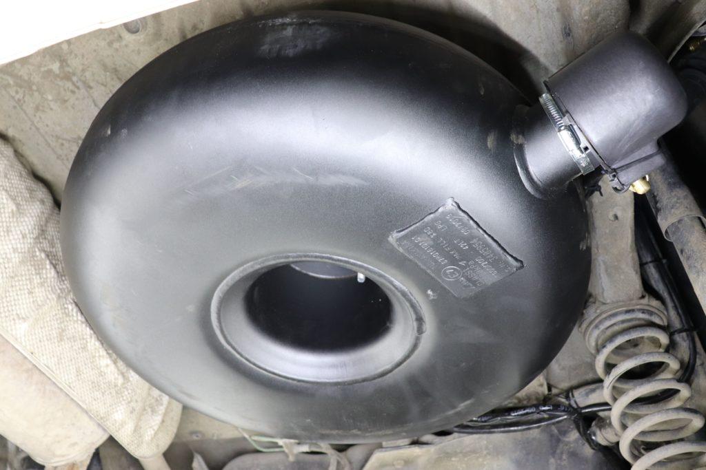 установка ГБО на Dacia Sandero